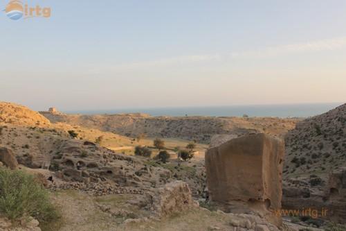 گورستان باستانی سیراف