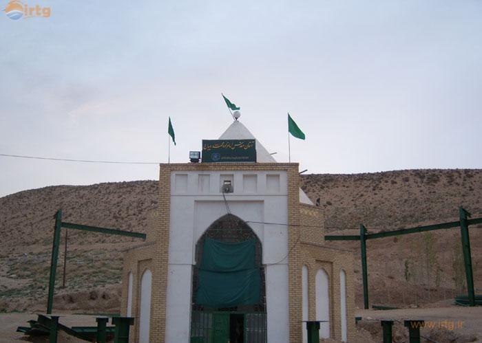 امامزاده محمد دیباج