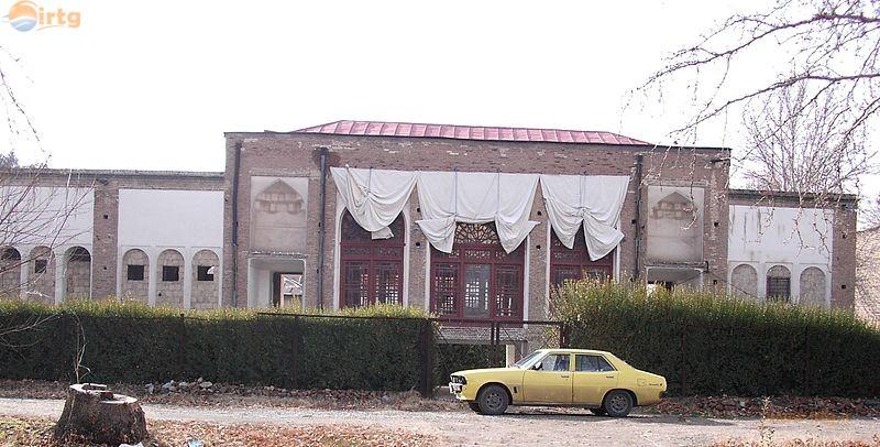 کاخ سلیمانیه