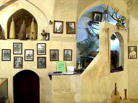 موزه میراث پهلوانی