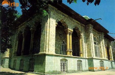 کاخ موزه سبز