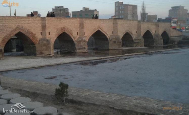 پل هفت چشمه (داش کسن)