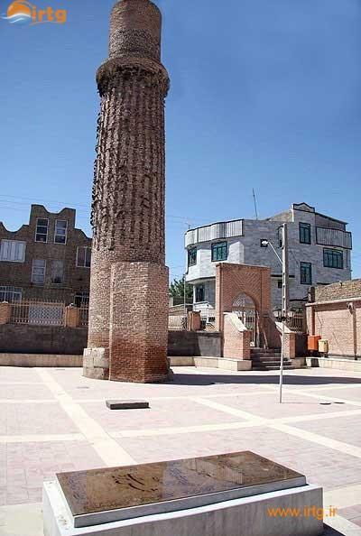 برج شمس تبریزی