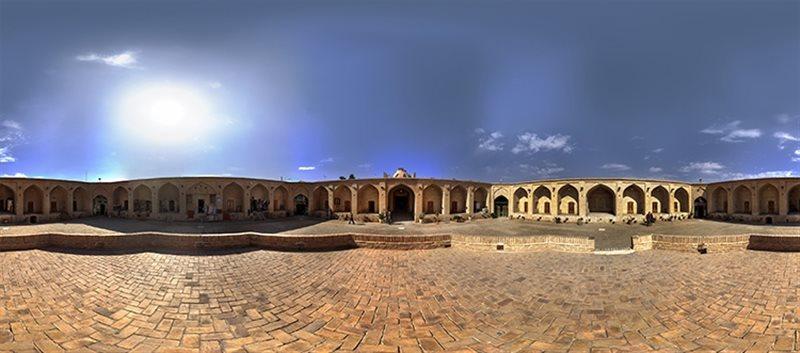 كاروانسرای شاه عباسی