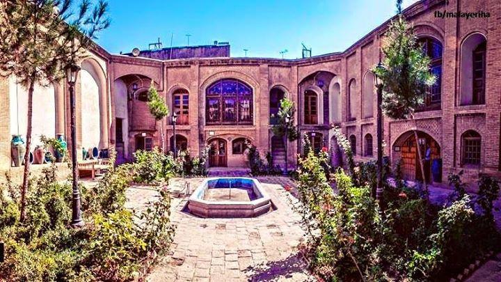 خانه تاریخی لطفعلیان