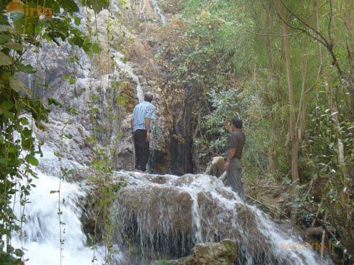 آبشار کوهمره سرخی