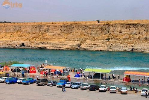 تفریحگاه ساحلی دز ( علی کله )